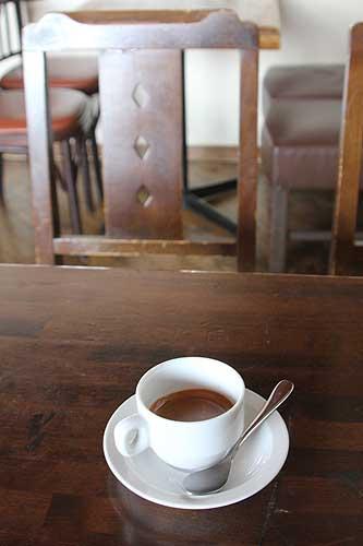 ゆっくりコーヒーを