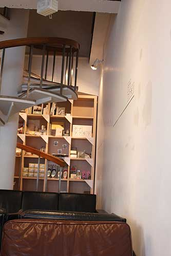 「タナフクモリ」という販売スペース