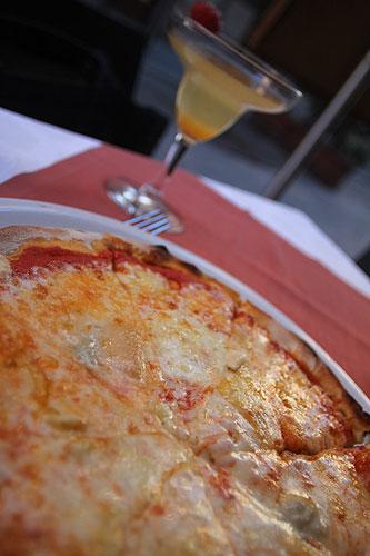 4種のチーズのピザ、クアトロ・フォルマッジ